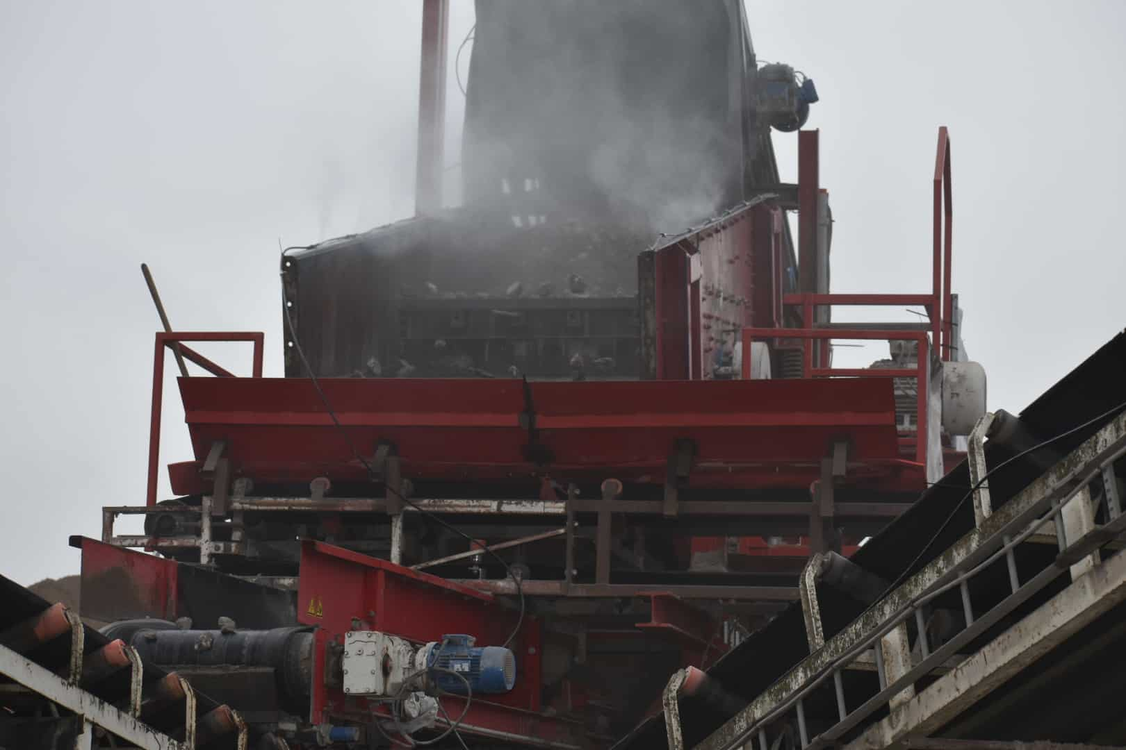 Nebula Dust stofbehandeling