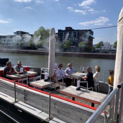 Bistro Bar Bootel Ahoi in Kortrijk